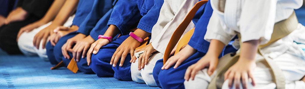 Judo pour enfants