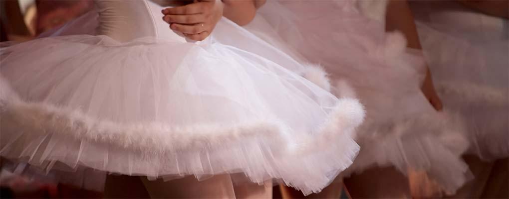 robe danse classiques