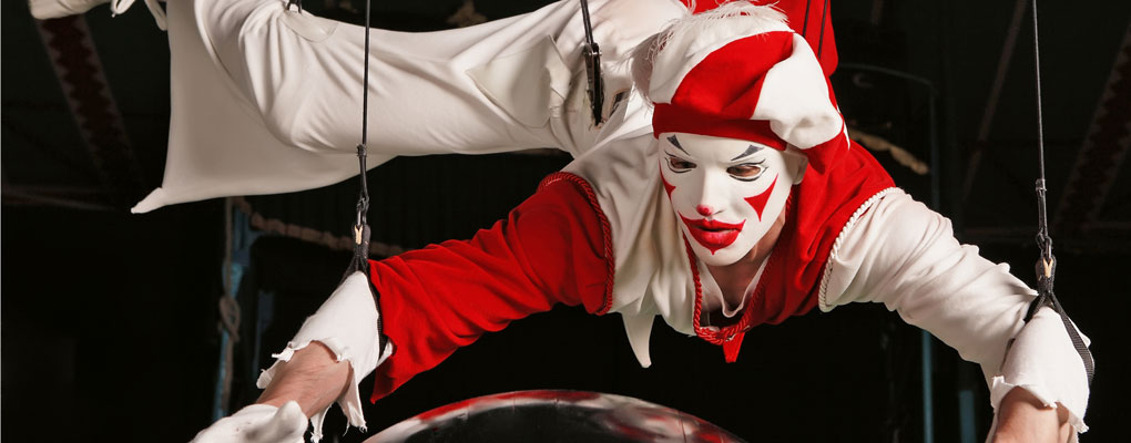 activité de cirque